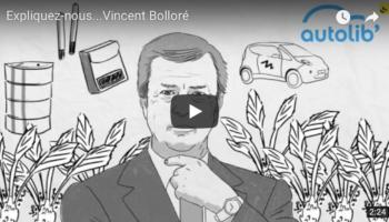 Vincent Bolloré en Vidéo
